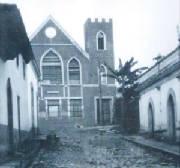 Edificio de la Iglesia y Misión en Barrio Finlay